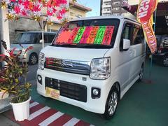 沖縄の中古車 スズキ エブリイワゴン 車両価格 119万円 リ済込 平成27年 4.5万K パール