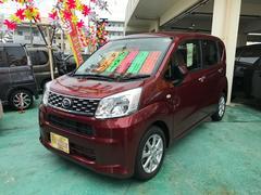 沖縄の中古車 ダイハツ ムーヴ 車両価格 83万円 リ済込 平成27年 8.3万K ワイン