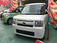 沖縄の中古車 トヨタ ピクシススペース 車両価格 82万円 リ済込 平成27年 2.6万K パール