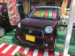 沖縄の中古車 ホンダ N−ONE 車両価格 92万円 リ済込 平成24年 3.2万K プレミアムディープロッソパールII
