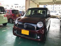 沖縄の中古車 ホンダ N−ONE 車両価格 76万円 リ済込 平成24年 6.9万K プレミアムディープロッソパールII
