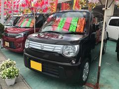沖縄の中古車 スズキ MRワゴン 車両価格 66万円 リ済込 平成24年 6.2万K ブラウン