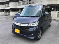 沖縄の中古車 スズキ パレットSW 車両価格 56万円 リ済込 平成24年 9.0万K グレー