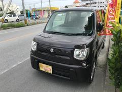 沖縄の中古車 スズキ MRワゴン 車両価格 53万円 リ済込 平成25年 6.9万K ブラウン