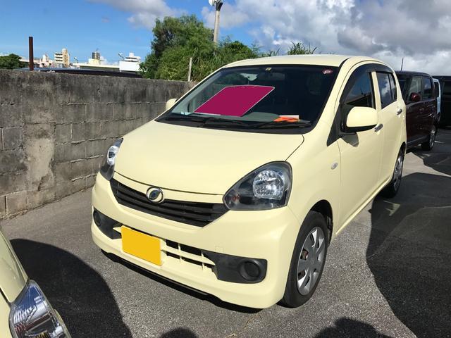 沖縄県の中古車ならミライース L キーレス CD AUX パワステ パワーウィンドウ