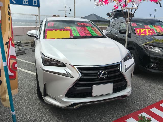沖縄県の中古車ならNX NX300h Iパッケージ 純正フルセグナビ