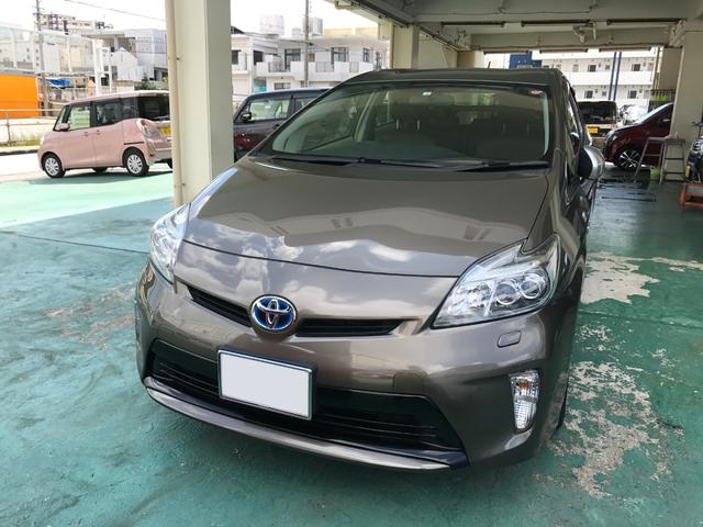 沖縄県の中古車ならプリウス Sツーリングセレクション・マイコーデ