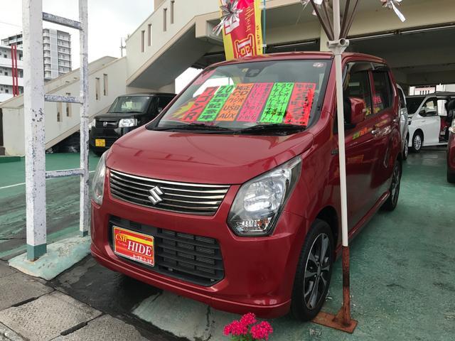 沖縄県の中古車ならワゴンR 20周年記念車 アイドリングストップ