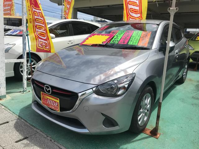沖縄県の中古車ならデミオ XD 純正ナビ ディーゼル車