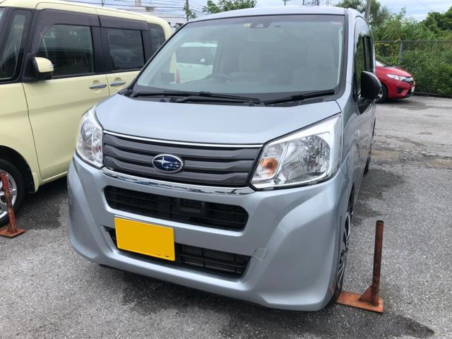 沖縄県の中古車ならステラ L スマートアシスト アイドリングストップ