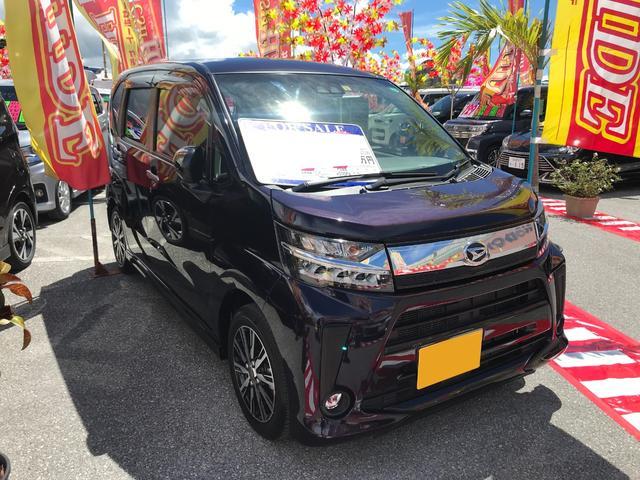 沖縄県の中古車ならムーヴ カスタム Xリミテッド SAIII アイドリングストップ