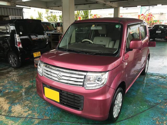 沖縄県の中古車ならMRワゴンWit LS LEDライト ナビ