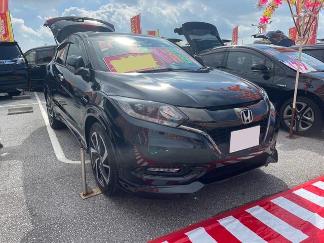ヴェゼル(ホンダ) ハイブリッドRS・ホンダセンシング ナビTV 中古車画像