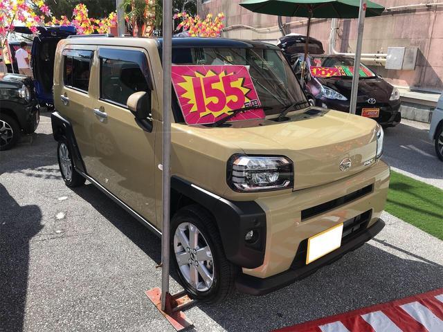 沖縄県沖縄市の中古車ならタフト G