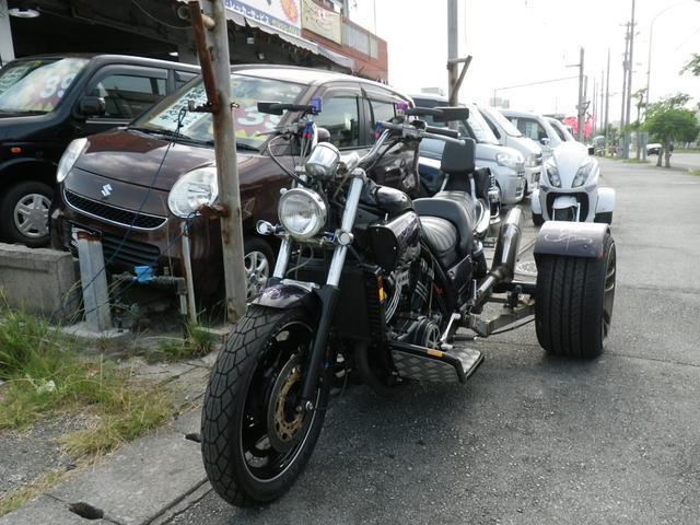 沖縄県の中古車なら日本 V-MAXトライク