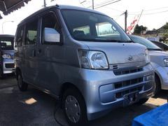 沖縄の中古車 ダイハツ ハイゼットカーゴ 車両価格 42万円 リ済込 平成22年 16.9万K シルバー
