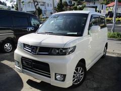 沖縄の中古車 ホンダ ゼストスパーク 車両価格 44万円 リ済込 平成21年 14.1万K プレミアムホワイトパール