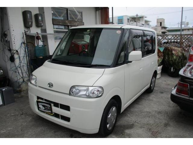 沖縄県の中古車ならタント L キーレス