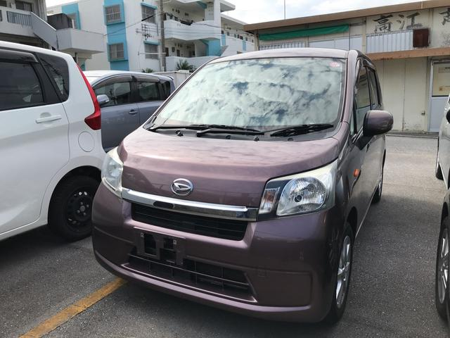沖縄県の中古車ならムーヴ X アイドリングストップ