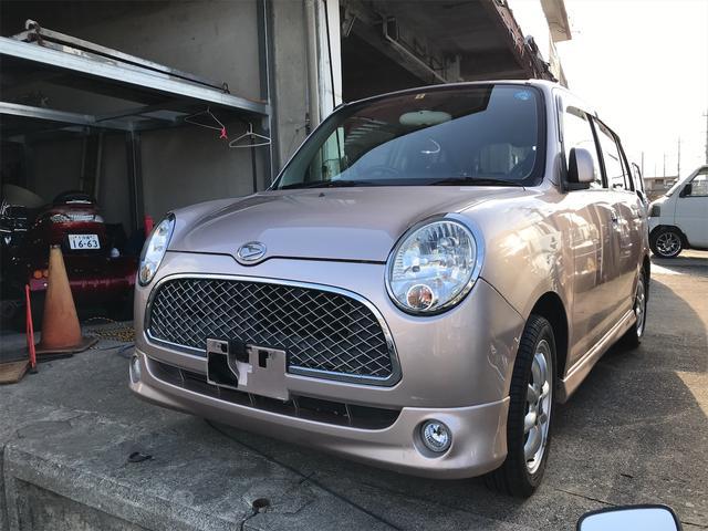 沖縄県の中古車ならミラジーノ ミニライト 社外ナビ ワンセグTV