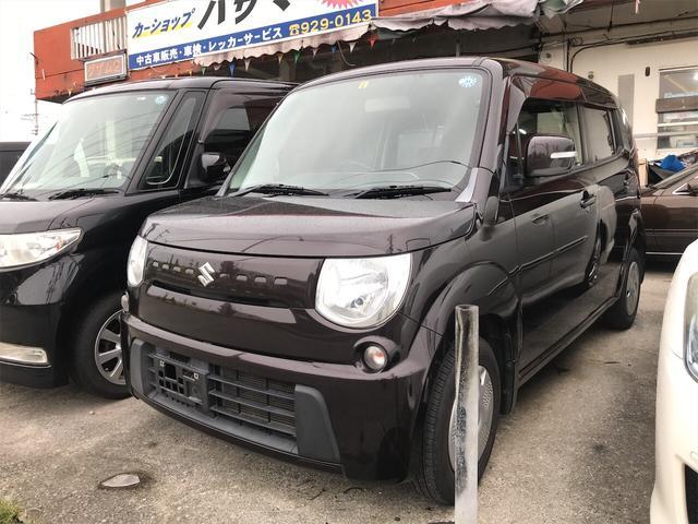 沖縄県の中古車ならMRワゴン X スマートキー プッシュスタート