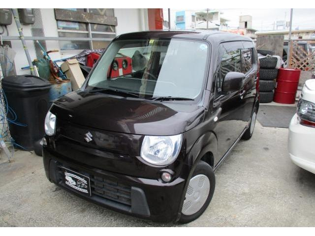 沖縄県の中古車ならMRワゴン G