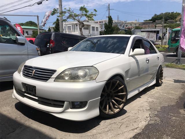 沖縄県沖縄市の中古車ならマークII iR-V