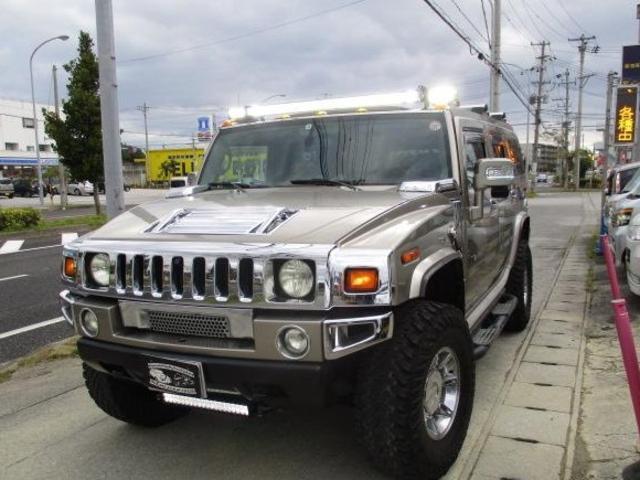 「ハマー」「ハマーH2」「SUV・クロカン」「沖縄県」の中古車
