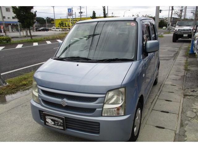 沖縄県豊見城市の中古車ならワゴンR FX キーレス 純正オーディオ ベンチシート Wエアバッグ