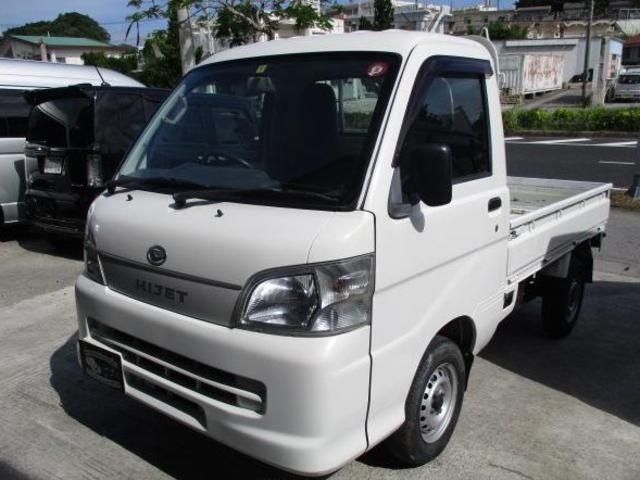 沖縄県の中古車ならハイゼットトラック エアコン・パワステ スペシャル 5MT エアコン パワステ 記録簿