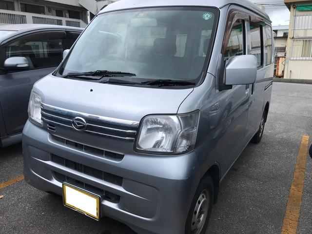 沖縄県石垣市の中古車ならハイゼットカーゴ  オートマ 4WD タイミングチェーン 現状販売