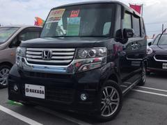 N BOXカスタムG・Lパッケージ 新車ワンオーナー JU適正販売店認定店