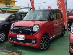 N−ONEプレミアム 新車ワンオーナー 人気の2トーン 社外アルミ