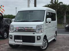 沖縄の中古車 日産 NV100クリッパーリオ 車両価格 139万円 リ済別 平成27年 5.1万K スノーパールホワイト