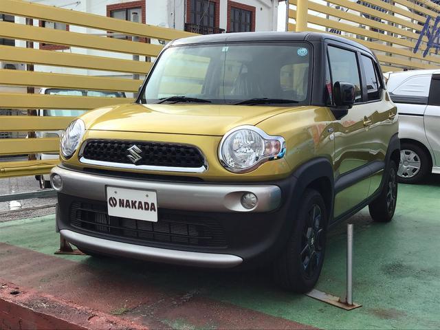 沖縄県の中古車ならクロスビー ハイブリッドMXマイルドハイブリッド搭載車 保証継承付
