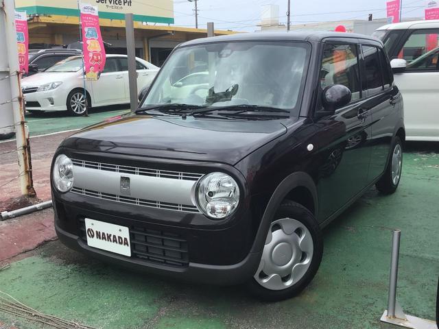沖縄県の中古車ならアルトラパン L2年保証付き