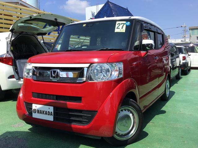 沖縄県の中古車ならN-BOXスラッシュ Xサウンドマッピング