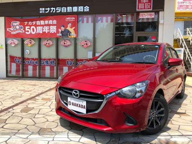 沖縄県うるま市の中古車ならデミオ 13S