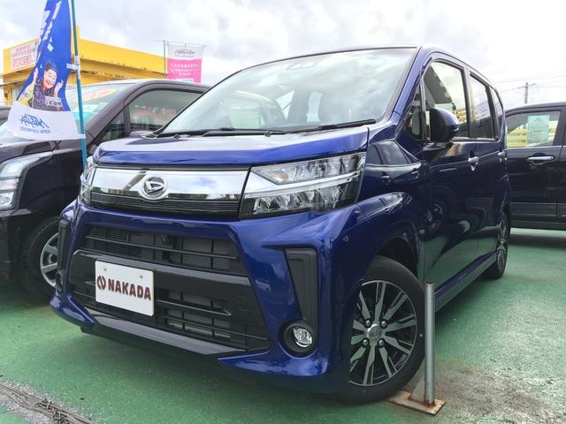 沖縄県の中古車ならムーヴ カスタム Xリミテッド SAIII 届出済未使用車