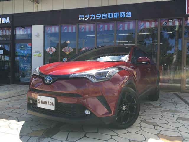 沖縄県の中古車ならC-HR G モード ネロ 特別仕様車
