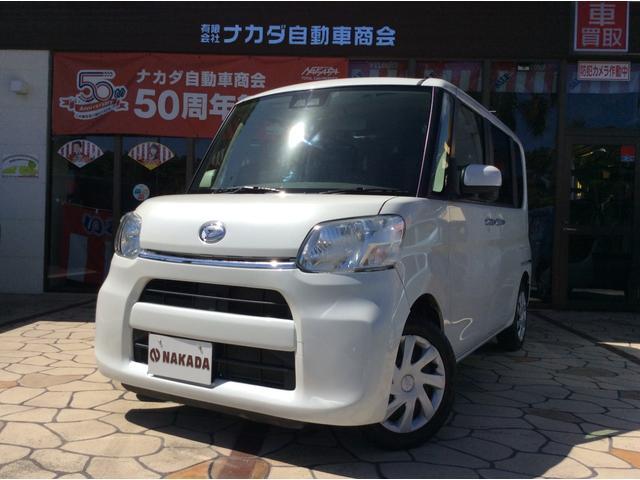 沖縄県うるま市の中古車ならタント X SAIII
