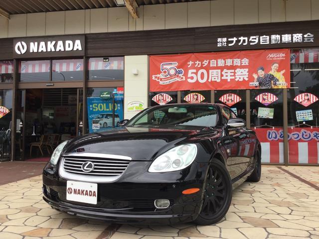 沖縄県の中古車ならソアラ 430SCV 430SCV(4名) アウトレット車両