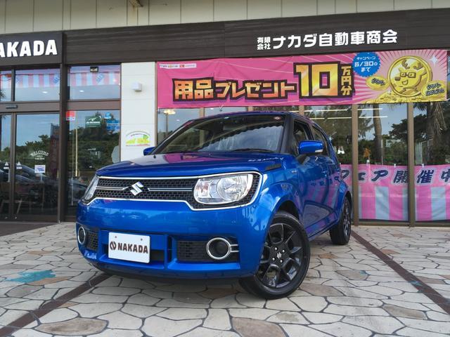 沖縄県の中古車ならイグニス ハイブリッドMX セーフティーパッケージ 新車保証継承付