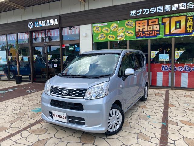 沖縄県の中古車ならムーヴ L SAII 社外ナビ Bluetoothオーディオ スマートアシストII