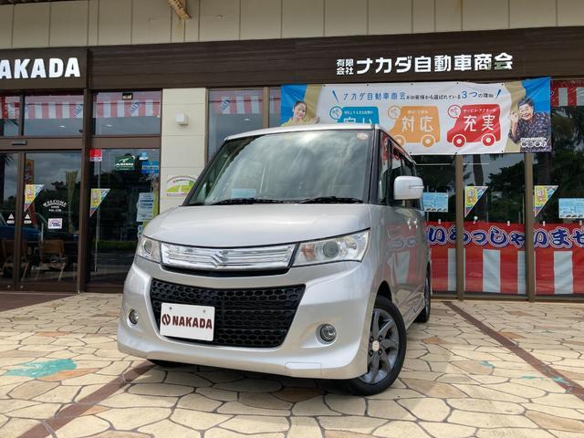 沖縄県中頭郡嘉手納町の中古車ならパレットSW XS アウトレット車両 電動スライドドア 純正ナビ TV
