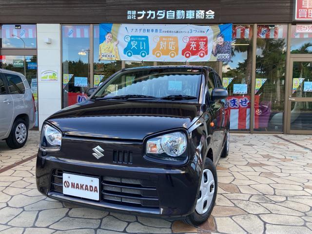 沖縄県中頭郡嘉手納町の中古車ならアルト L 自社レンタアップ車両 レーダーブレーキサポート クリアランスソナー
