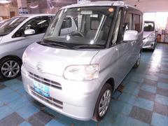 沖縄の中古車 ダイハツ タント 車両価格 78万円 リ済込 平成25年 5.6万K シルバーM