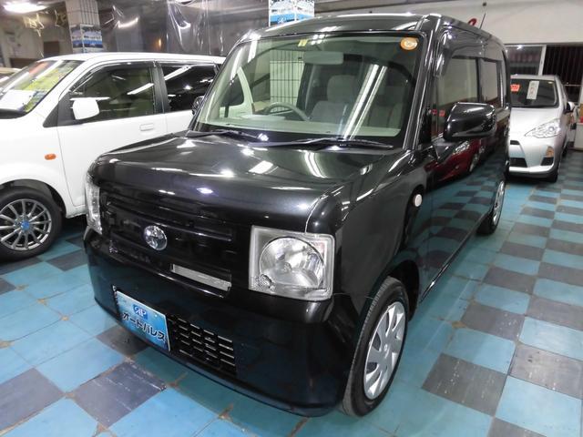 沖縄の中古車 トヨタ ピクシススペース 車両価格 53万円 リ済込 平成24年 7.4万km ブラック