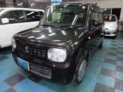 沖縄の中古車 スズキ アルトラパン 車両価格 58万円 リ済込 平成25年 6.8万K ブラウン