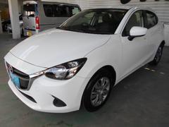 沖縄の中古車 マツダ デミオ 車両価格 105万円 リ済込 平成28年 1.8万K アークティックホワイト